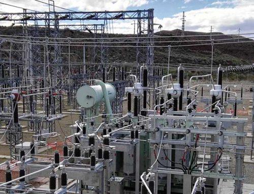Mantenimiento eléctrico en El Chocón
