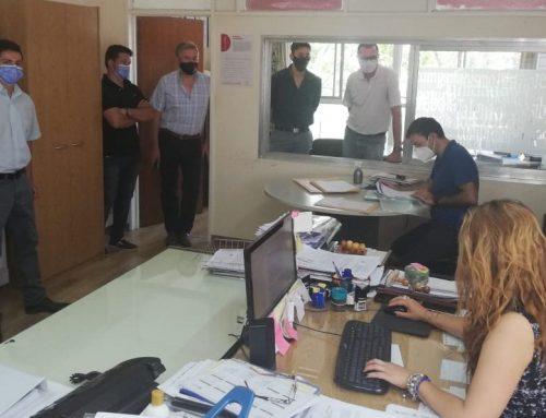 Se abrieron los sobres para la construcción del nuevo depósito del EPEN en Centenario