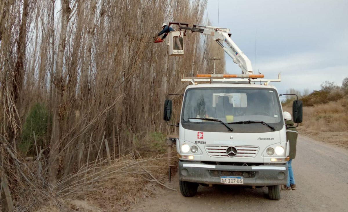 Mantenimiento eléctrico en Vista Alegre