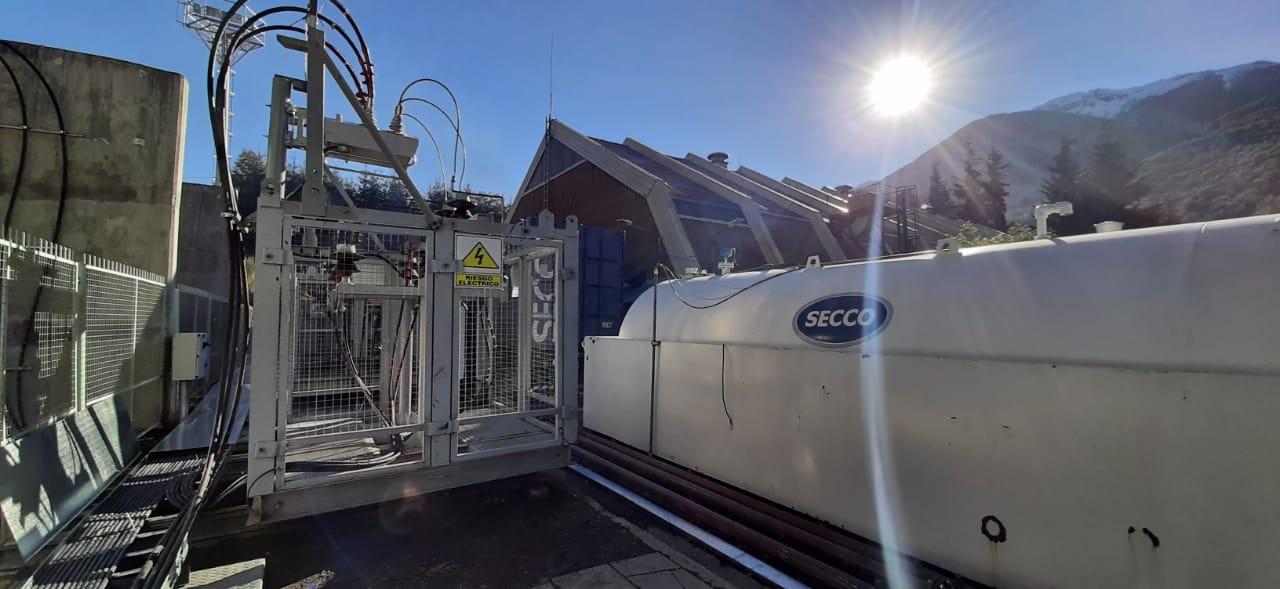 Plan de contingencia para garantizar el suministro en VLA