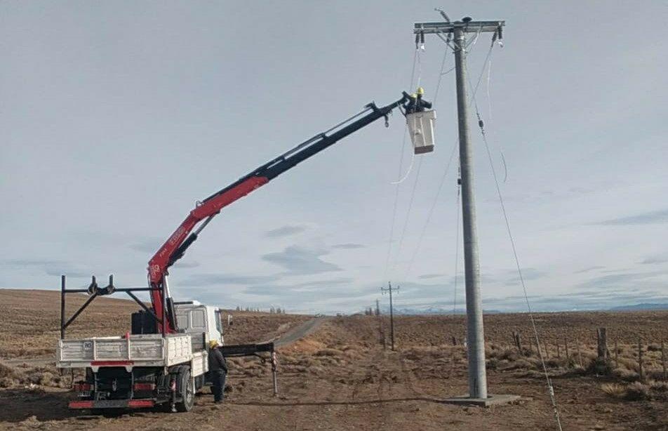 Corte de energía en Junín y San Martín de los Andes